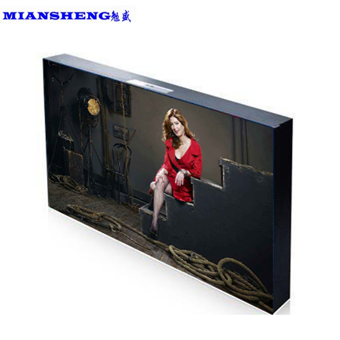 HD wall glass <strong>video</strong> P4 led transparent display digital signage price