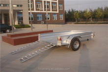Small trailer for atv and motocycle,china atv trailer