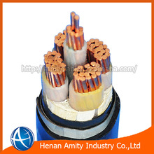 LOW voltage 5x25mm2 power cable