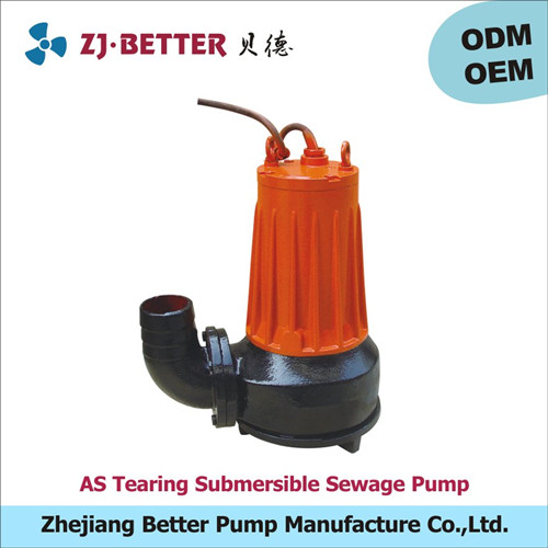AS Sewage/Drainage/ Submersible Sewage <strong>Pump</strong>