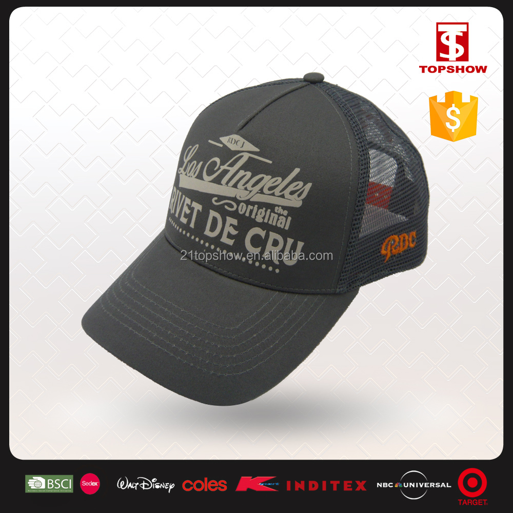 Embroidery sports fashion promotion baseball cap hard hat
