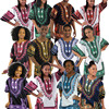 Wholesale Comfortable Authentic Traditional African Print