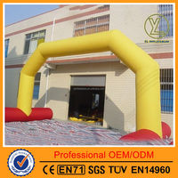 New product giant inflatable entrance arch
