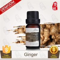 Best Selling Natural Therapeutic Grade Ginger Essential Oil