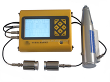 ultrasonic tester / NDT test for concrete compressive strength