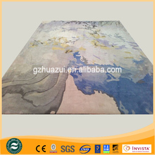 China Manufacturer Wholesale New Style Sheepskin Rug Colored