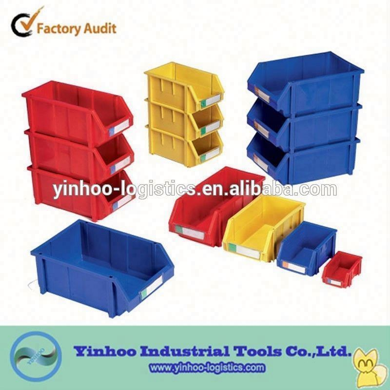 colorful light duty tool container with louvered panel alibaba China