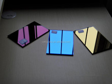 1.3mm-3.0mm aluminum mirror/high quality colored sliver mirror sheet/glass mirror,colored glass mirror manufacturer in china