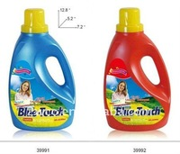 Laundry Detergent Liquid Family Pack