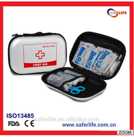 Saferlife Cheap Drive Car Emergency EVA First Aid Tool Kit Sets