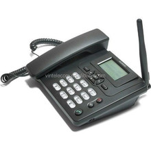 Sim card GSM fixed wireless desk phone Huawei ETS3125i wireless gsm sim cordless phone