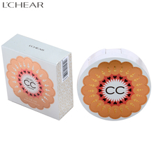 594033 LCHEAR brand wholesale high quality cushion foundation face whitening cream CC beauty face cream