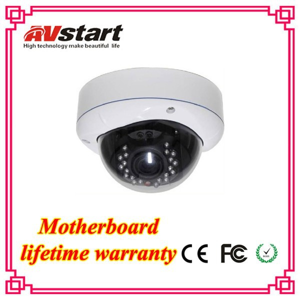 Securty camera system 1.3 megapixel 960p cloud based wifi ip camera