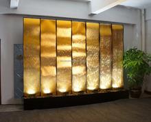 Muro D Acqua Per Interni : Promozione indoor fontana di acqua della parete shopping online