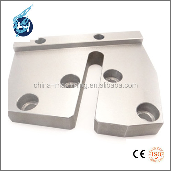 Engineering fabricate cnc machining CNC plate drilling machine parts