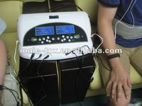 dual detox cell spa machine Ionic detoxification for two person