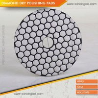 400# Diamond Dry Polishing Pads For Stone