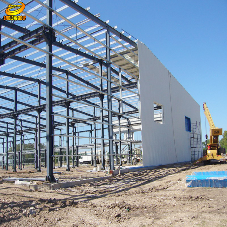 Cheap portable warehouse maldives guangzhou steel buildings for sale