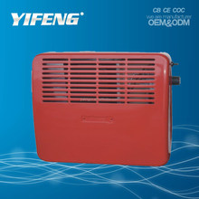high quality Touch control Quartz Electric wall mounted Gas Heater