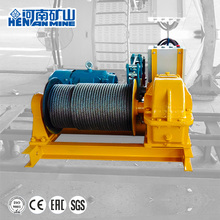 1 ton fast line speed electric winches