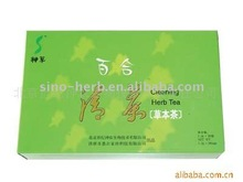 Lily Herbal lung cleaning tea for Cleaning Lungs