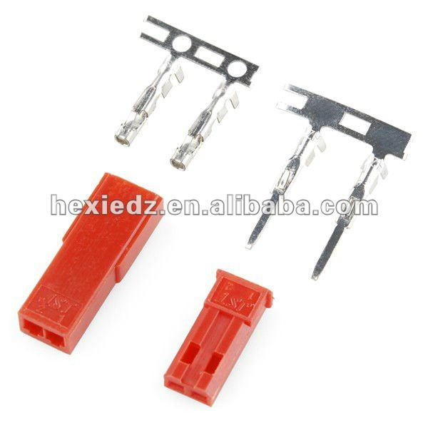 BEC JST Connector- Male & Female Set For RC Battery