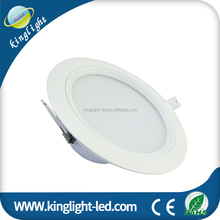 6-inch LED Recessed Retrofit Downlight 15w 5000k 1150 lumens Day White Round Lens Dimmable