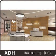 Luxurious Lady Fashion Bags Retail Store Interior Design