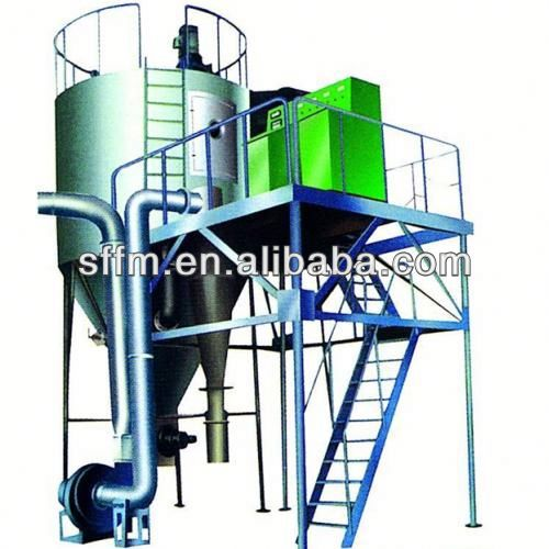 Stearic acid machine
