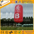 inflatable helium gas ballon for advertising F2010