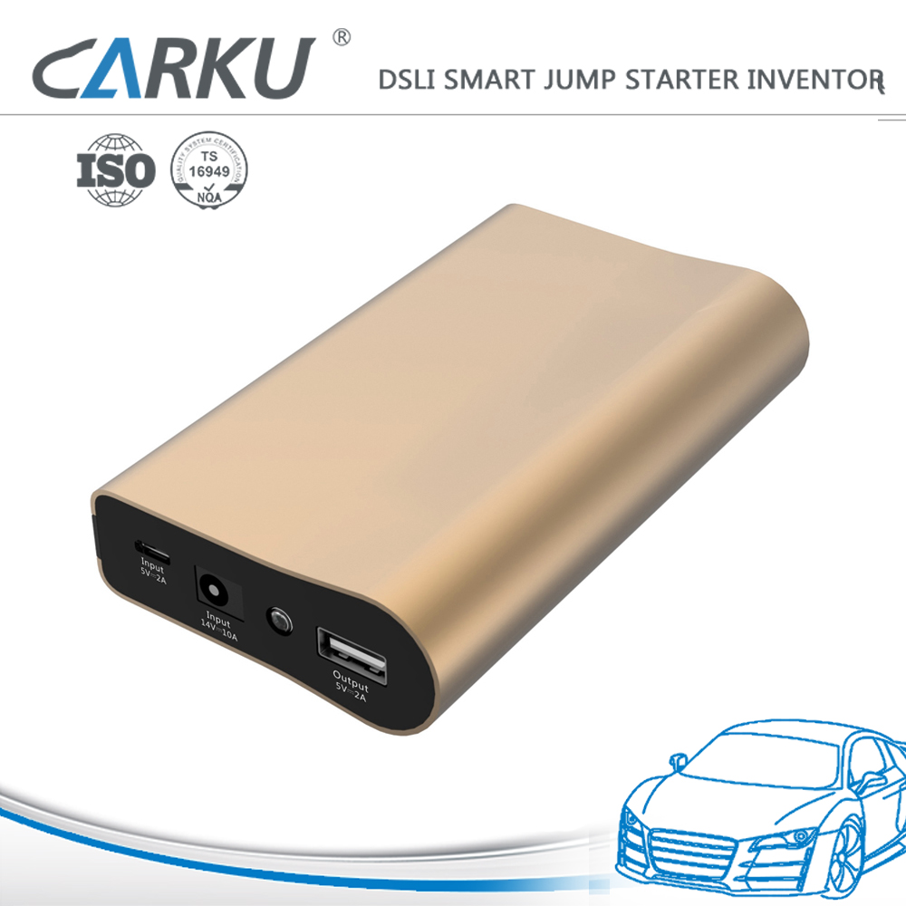 high speed power bank 6000mAh 14V10A input being full charged in 25mins