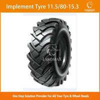 10.5/80-18 Farm Tractor Tire Used