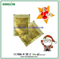 japan bamboo foot patch health product Chinese herbal natual detox foot patch for slimming