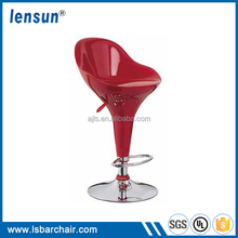 Competitive Price Moon High Plastic Garden Stool Bar Stool
