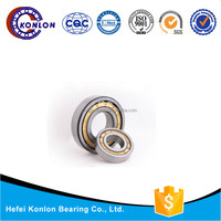 Classical cylindrical roller bearing nup208em