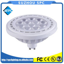 smd2835 gu10 led spotlight ar111 with dimmable solutions