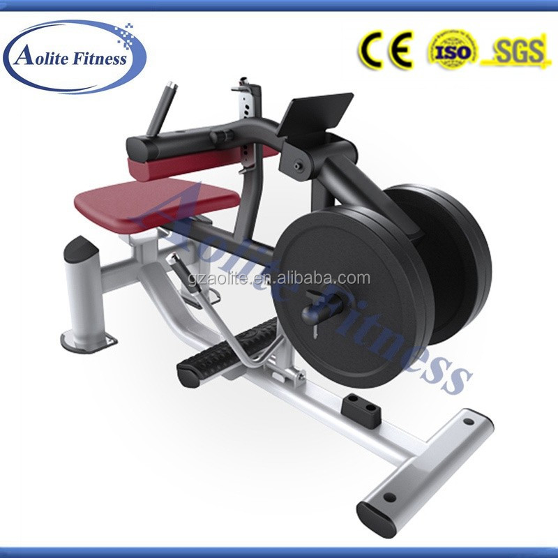 Commercial Gym Equipment/Plate Loaded/Seated Calf Raise For Wholesale