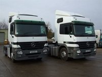 Used Mercedes Trucks From Europe