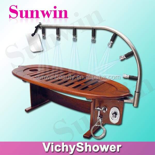 spa equipment vichys shower for sale SW-807S