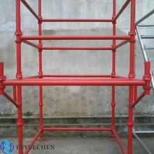 FYC facotory manufactory Heavy Duty painted Cuplock Scaffolding Material Standards For Sale