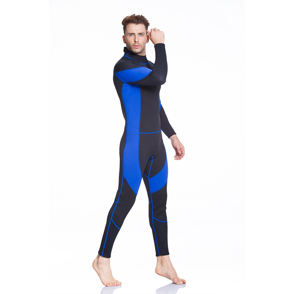 OEM extreme swimwear swimming padded wetsuit for men