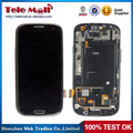 Original Lcd for samsung galaxy s3 lcd screen display for galaxy s3 iii i9300 lcd touch screen digitizer