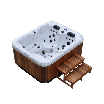 outdoor spa at wholesale price JCS-61