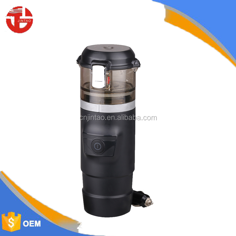 12V Car coffee maker is the essential of automotive appliance