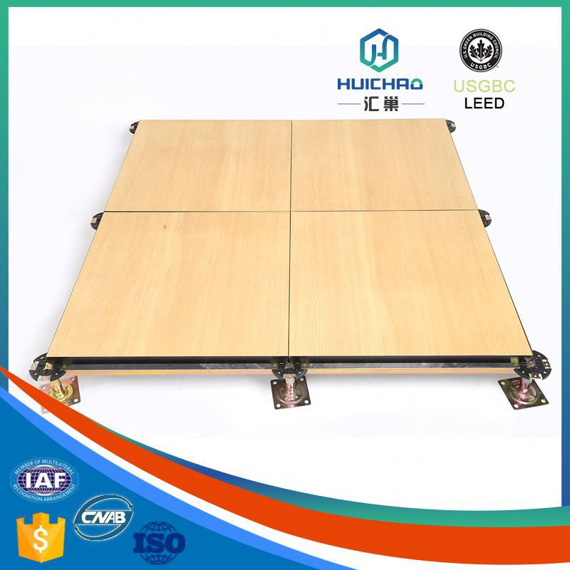 HC-C Super light replaceable affordable high value aluminum honeycomb self adhesive plastic floor covering