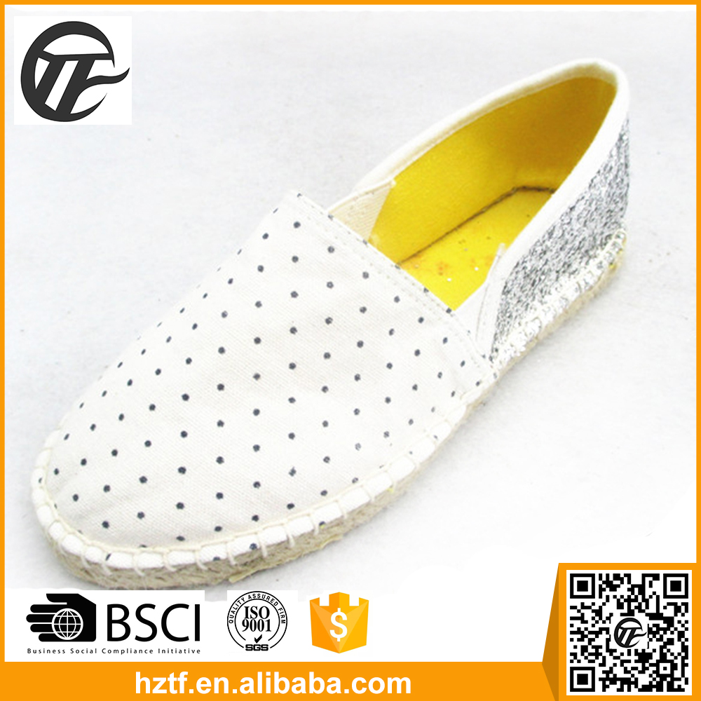 2016 Good Quality men casual flat leather shoe
