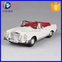 Scale metal toy custom model 1/18 diecast cars