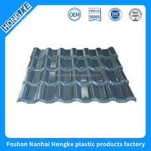 Spanish ASA plastic Roofing Tile For Sale