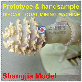 diecast cutting machine