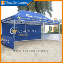 Custom logo large portable funeral tent